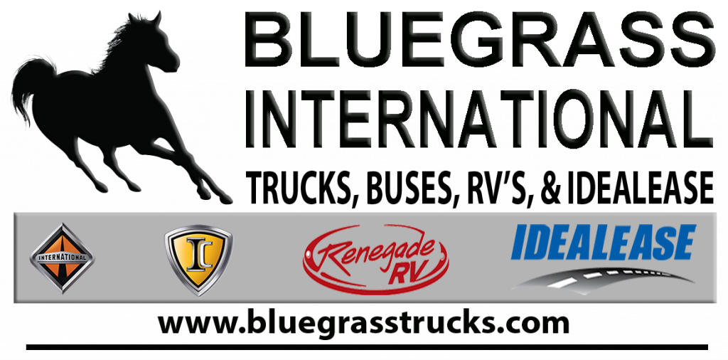 First National Fleet And Lease >> Bluegrass International Logo (Trucks Buses RV'S Idealease ...