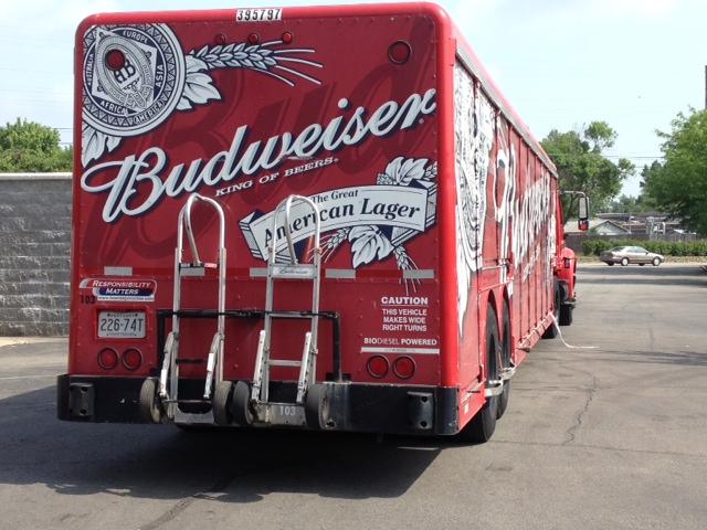 Budweiser Biodiesel