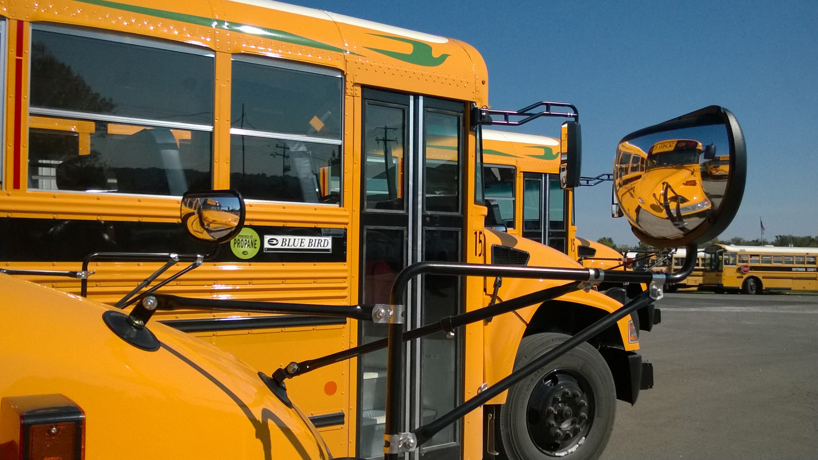 LPG School Buses Coming to KY School Districts - Kentucky Clean Fuels Coalition