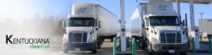M & M Cartage:Kentuckiana Cleanfuel CNG Site