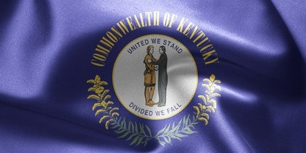Commonwealth of ky flag