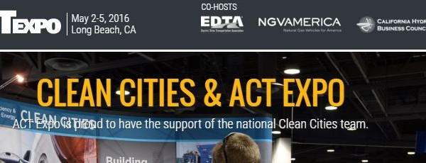 Clean Cities & Act Expo