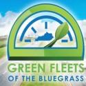 Green Fleet Logo with road