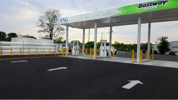 ANG CNG, Georgetown, KY